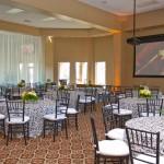 corporate event venue setting in OKC