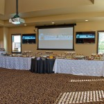 Projector rooms available at venues in OKC