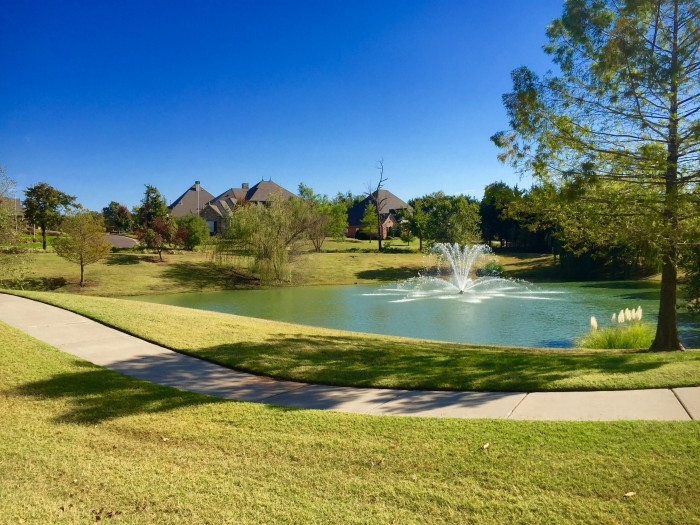 Outside view of Timberridge Choctaw Oklahoma